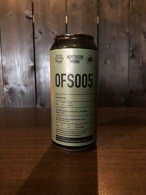 OFSOO5 Northern monk IPA New Engl. 7°