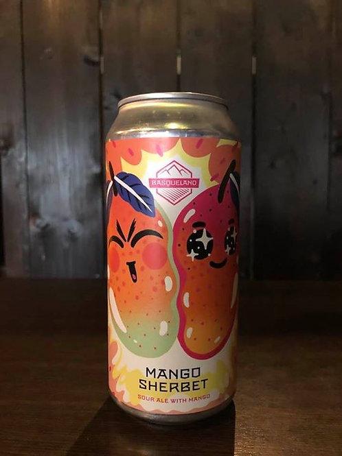 Mango Sherbet Basqueland Sour- Fruited 6.5°