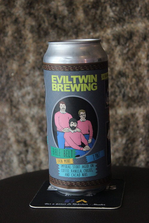 Bible Belt EVILTWIN BREWING 13% ABV