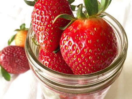 3 Pasos para mantener las fresas frescas por mas tiempo