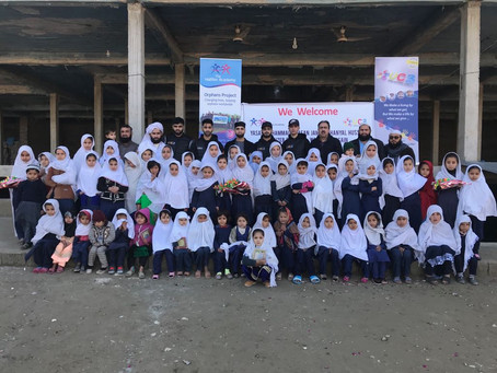 UC3 Visits its Orphanage in Pakistan
