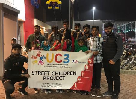 UC3 Street Children Project
