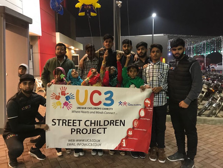 UC3 Street Children Project