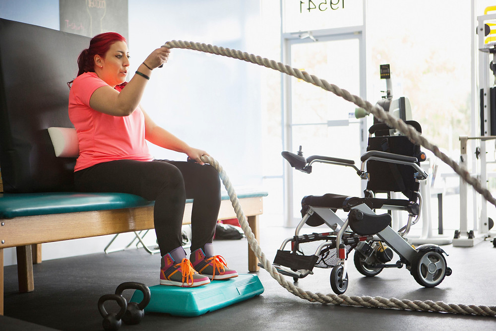 Autistic Angels NDIS personal training