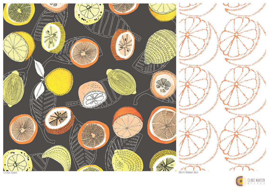 Citrus Grove collection