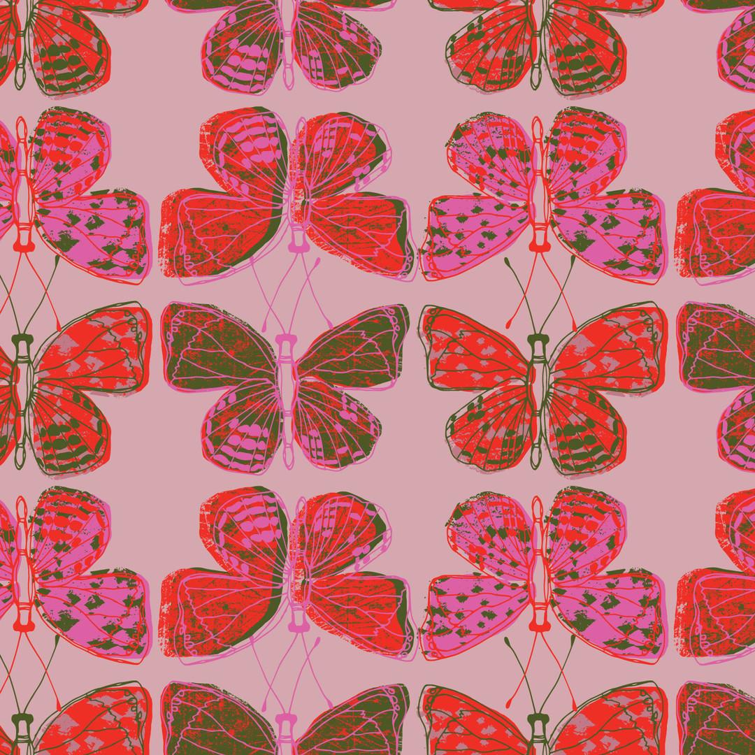 Aztec Butterflies