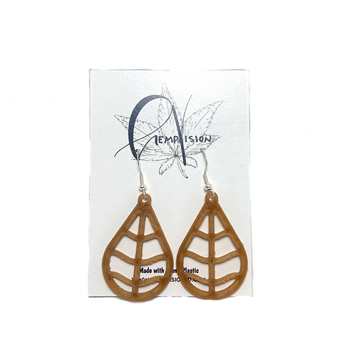 Tree Leaf Earrings