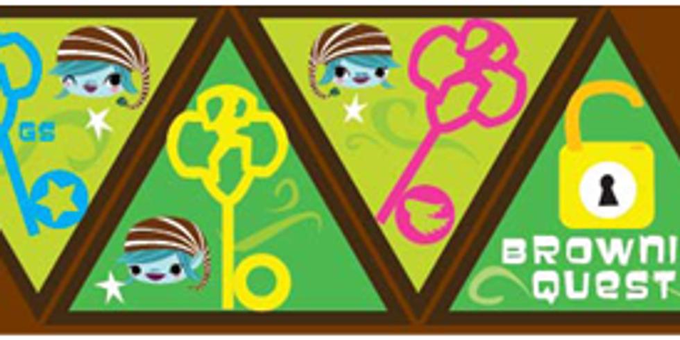 Brownie Quest Weekend