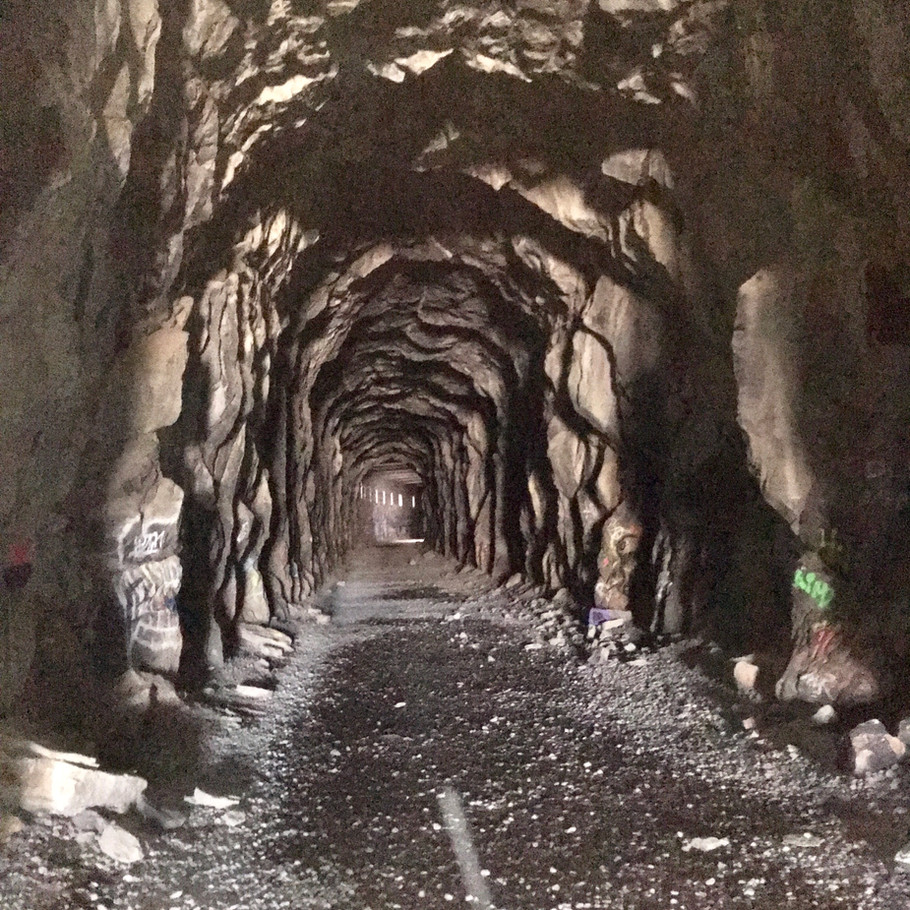 Tunnel #8, Donnor Pass