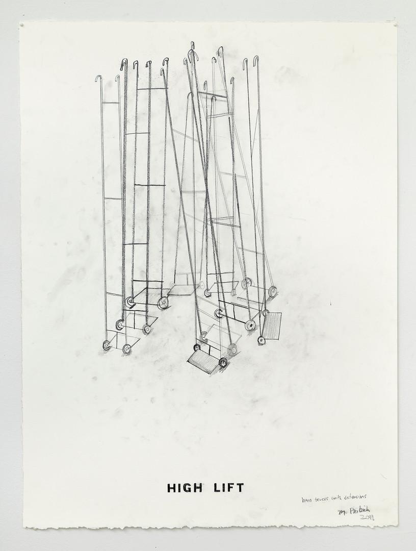 High Lift, 2019