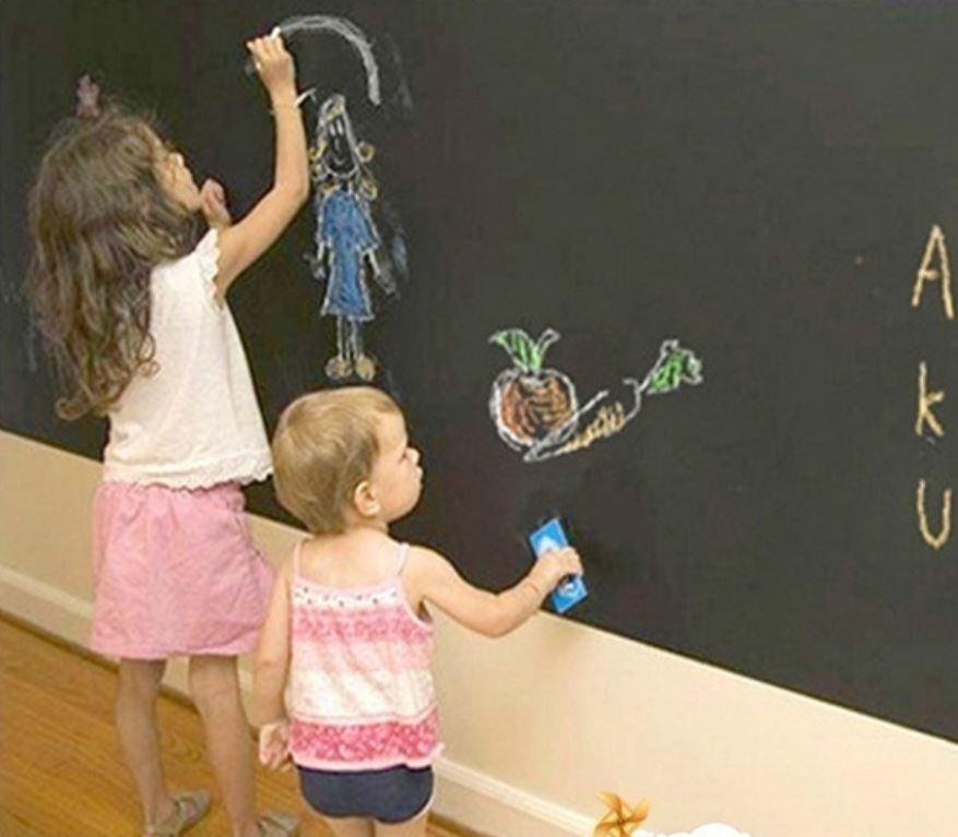 Removable Vinyl chalk board5