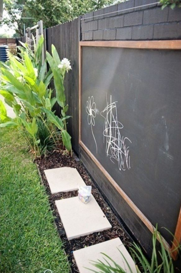 Removable Vinyl chalk board4