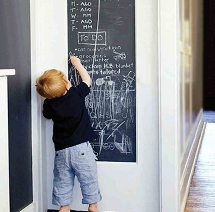 Removable Vinyl chalk board3