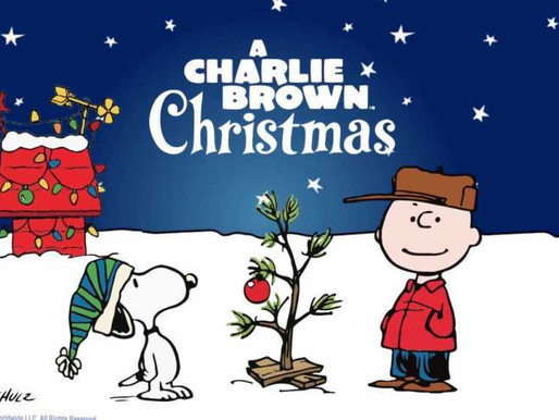 """55 years of """"A Charlie Brown Christmas""""   Thank you Charles, Bill, Vince & Lee!"""