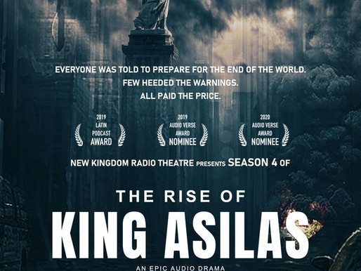 The Rise of King Asilas