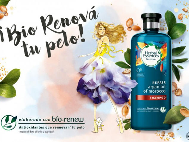 Locución HERBAL ESSENCES