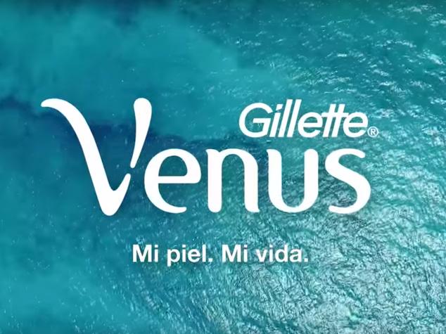 Locución GILLETTE VENUS