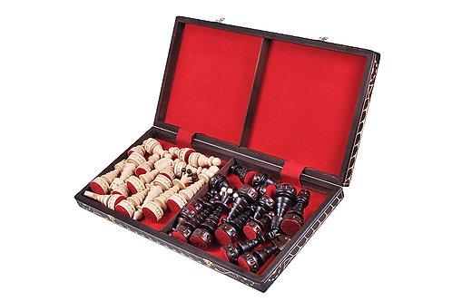 Ornamentinis šachmatų rinkinys
