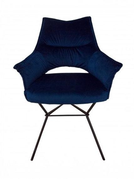 Išskirtinė elegantiško stiliaus kėdė Mediolan