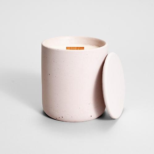 CANDELA Rožinė medio kvapioji žvakė