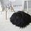 Thumbnail: Natūralaus avikailio juoda pagalvėlė