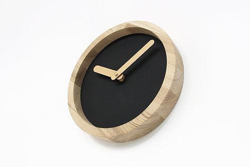"""Black Leather O'Clock"" laikrodis"