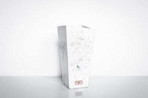 Marmurinė betoninė vaza