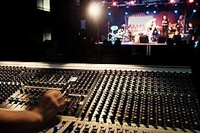 école de technicien du son