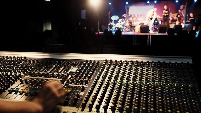 Technicien Son Live (Fondamentaux de la Sonorisation et de la Prise de Son)