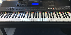 Keyboard lessons at Learn@home Music Studio, Dudley, West Midlands