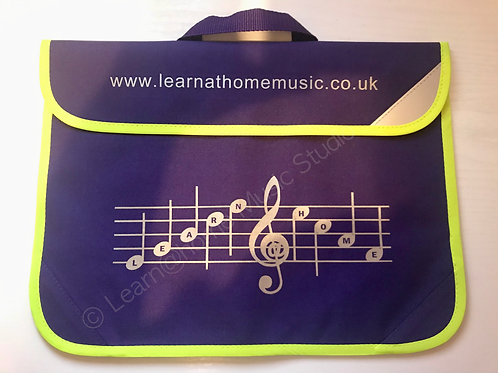 Learn@home Music Studio Book Bags