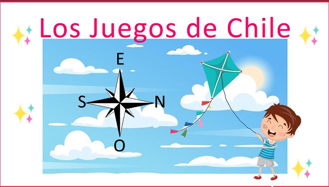 Cuenticlopedia los juegos de Chile Porta