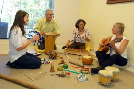 Música: Eficaz Tratamiento Contra el Alzheimer.