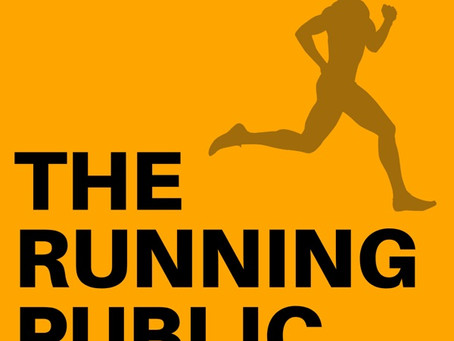 Podcast with The Running Public