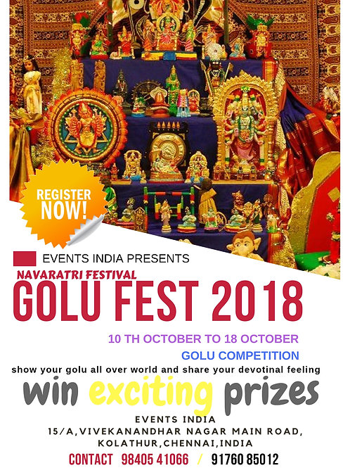 Golu Competition
