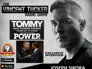 Joseph Sikora Gives Us the Scoop on Season 4 of Power!