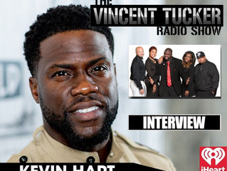 Interview: Kevin Hart on Why His Role in 'The Upside' Is So Different + More