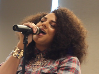 VTRS Spends the Night with Lincoln and Marsha Ambrosius