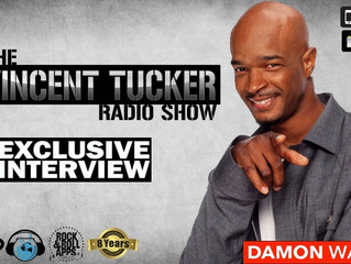 Damon Wayans on Episode #382 of VTRS