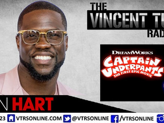 Kevin Hart Talks New Animated Film 'Captain Underpants: The First Epic Movie'