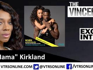 "Niatia 'Lil Mama' Kirkland Stops By To Talk ""When Love Kills: The Falicia Blakely Story"""