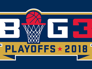 Ice Cube's BIG 3 draws it's largest crowd for playoffs in Dallas
