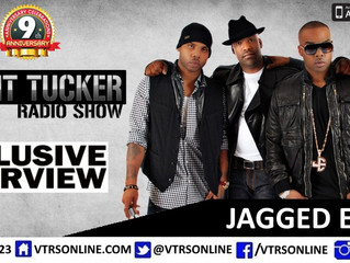 Jagged Edge Interview With The Vincent Tucker Radio Show (2017)