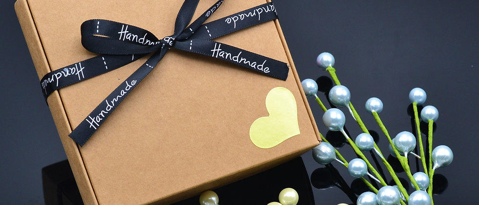 Soap Gift Wrap Box