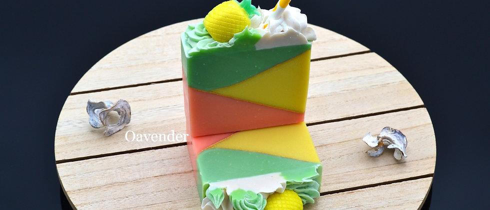 Pina Colada Soap