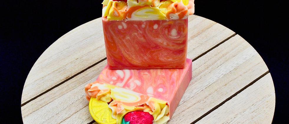 Pink Lemonade Soap