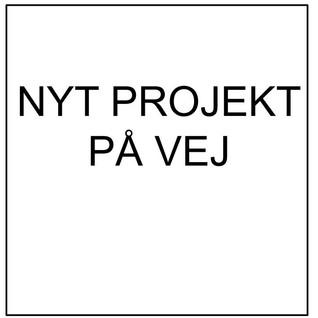 Nyt projekt på vej
