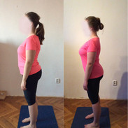Náprava postury