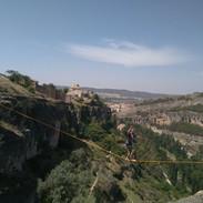 Slackline Cuenca