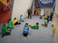 Soustředění lezecké reprezentace